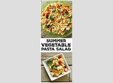 Summer Vegetable Pasta Salad   Recipe   Most Pinned