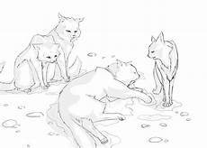 warrior cat coloring pages to print out jpg 900 215 643