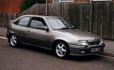 Vauxhall Astra Gte Mk2 1985 1991