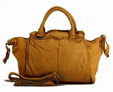 liebeskind fuji handtasche vintage ba gelb bags more