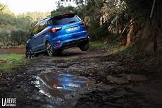 Ford Ecosport Gt Essai Ford Ecosport Une Mise A Jour R 233 Ussie
