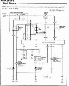 95 honda accord wiring diagram 95 honda accord ex condenser fan motor issue honda tech honda forum discussion