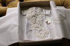 donating wedding gowns donated wedding gowns to baby gowns mid south