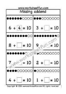 addition worksheets with missing addends 9643 missing addend one worksheet grade worksheets worksheets