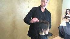 dramatic long hair cut short makeover by christopher 1000 images about dramatic makeover videos on pinterest guys watches and youtube