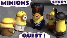 minions quest story dinosaurs dragons lego pyramid