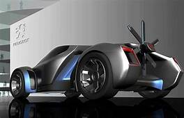 Peugeot Concept Vehicles The Cars Of Future  Telegraph