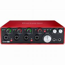 Focusrite 18i8 Usb 2 0 Audio Interface 2nd