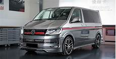 new arrival pu kit fit for vw t6 tuning abt style