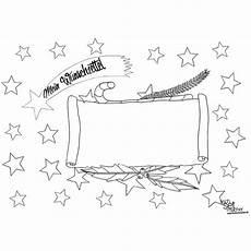 Malvorlagen Weihnachten Wunschzettel Tischsets Platzsets Malvorlage Weihnachten
