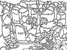 8 jungle coloring pages pdf png free premium templates