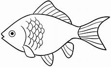 1001 Keindahan Sketsa Gambar Ikan Terlengkap Beserta