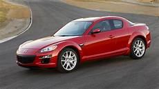 Mazda Recalls 70k Rx 8 Models For Leaking Fuel