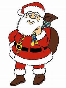 Malvorlage Weihnachtsmann Einfach Weihnachtsmann Malvorlage