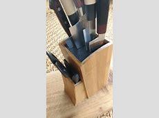Japanese Knife Block