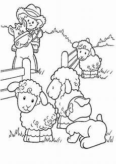 Ausmalbilder Bauernhof Mit Tieren Bauernhof Kostenlose Ausmalbilder Zeichnung