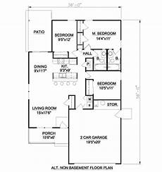craftsman style house plan 3 beds 2 baths bungalow style house plan 3 beds 2 baths 1216 sq ft plan