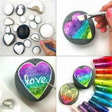 Paint Stones Creative Ideas For All Ages Lifestyle
