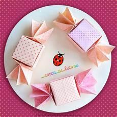 cocco lutins des bo 238 tes quot bonbon quot en origami pour p 226 ques