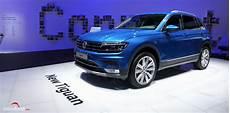 Volkswagen Tiguan Une Version Xl 7 Places En 2017 Et