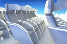Pesawat Tanpa Jendela Begini Wujudnya Di Tahun 2050