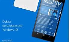wygraj zaproszenie na premierę telefon 243 w lumia 950 z aplikacją promocje i konkursy msmobile pl
