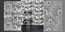 10 Mod 232 Les De Papier Peint Noir Et Blanc Pour Un Mur Chic