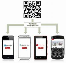application scan code how can an app be downloaded just by scanning the qr code quora