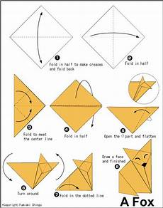 30 beautiful exles of easy origami animals easy
