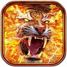 Terkeren 30 Gambar Harimau Api Keren Kumpulan Gambar Keren