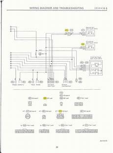 Subaru B4 Wiring Diagram by Ecu Electrical Problem Nasioc