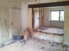Wanddurchbruch Tragende Wand Durchbrechen Und Entfernen