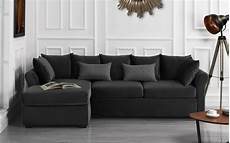 big sofa l form classic l shape couch large velvet sectional sofa with