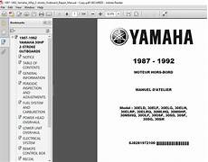 small engine repair manuals free download 1992 buick regal windshield wipe control 1987 1992 yamaha 30hp 2 stroke outboard repair manual pdf download heydownloads manual