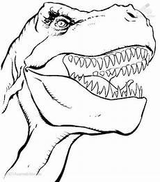 Einfache Malvorlage Dinosaurier Ausmalbilder Dinos Kostenlos Dinosaurier Ausmalbilder