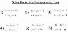 gcse algebra questions worksheets 8549 simultaneous equations maths teaching