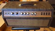 acoustic g 60 t r 246 hrentopteil vintage wie mesa dumble