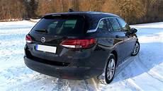 2017 Opel Astra 1 6 Cdti Ecoflex 136 Hp Test Drive