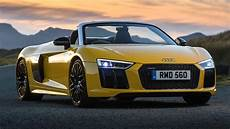 Audi R8 V10 Spyder 2017 Review Car Magazine