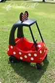 Little Corbin Hill Minnie Mouse Car