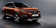 All New Peugeot 3008 Now A Proper Suv To Rival The Honda