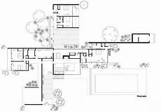 kaufmann house floor plan ficha casa kaufmann richard neutra1 architettura e