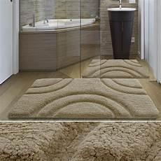 grand tapis salle de bain luxueux et bon march 233