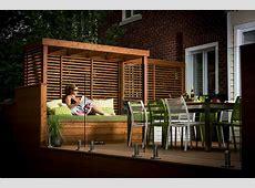 Modern Deck   Trex Composite decking   Pur Patio