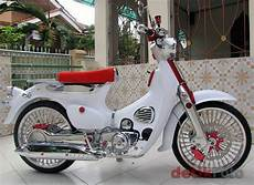 Honda C70 Modif by Drag Race Most Faster Modifikasi Honda C70 1972