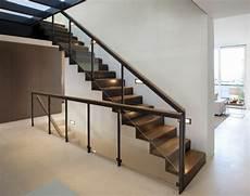 escalier bois droit l escalier moderne en 110 photos magnifiques