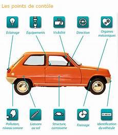 point controle technique etapes contr 244 le technique automobile points contr 244 le technique controle technique v 233 hicule