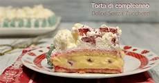 crema pasticcera con panna bimby torta di compleanno fragole crema e panna con bimby basso indice glicemico