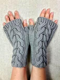 handschuhe stricken ohne finger handschuhe ohne finger stricken desleutelbenjezelf