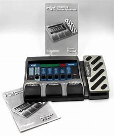 digitech pedal boards digitech rp350 multi effects pedal board for guitar working condition with manual and cable